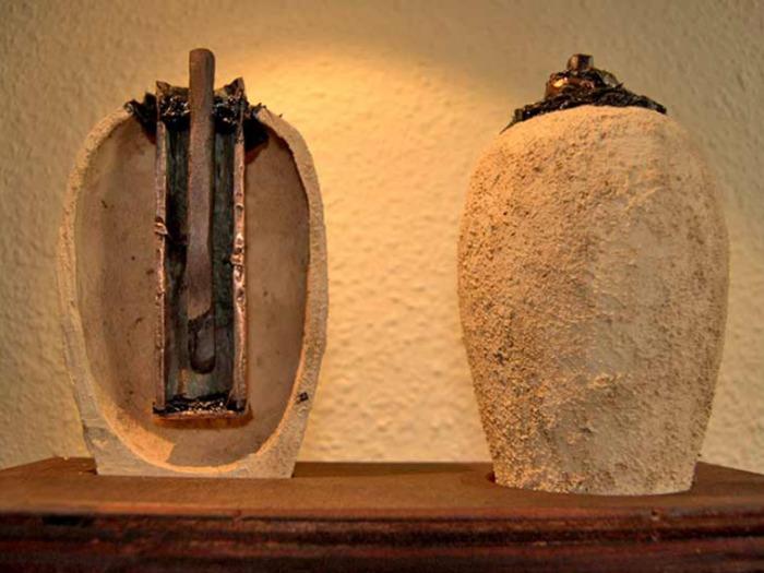 Прародитель батарейки из Месопотамии. /Фото: arab-new.ru