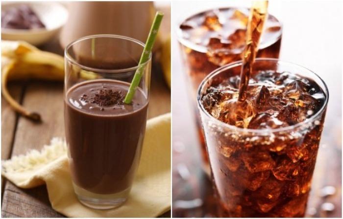 Полезность любимых напитков президента США легко оспорить. /Фото: ivona.bigmir.net, depositphotos.com