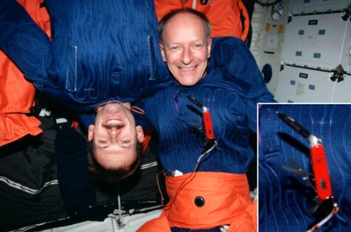 Еще один незаменимый гаджет на космическом корабле. /Фото: engnews24h.com