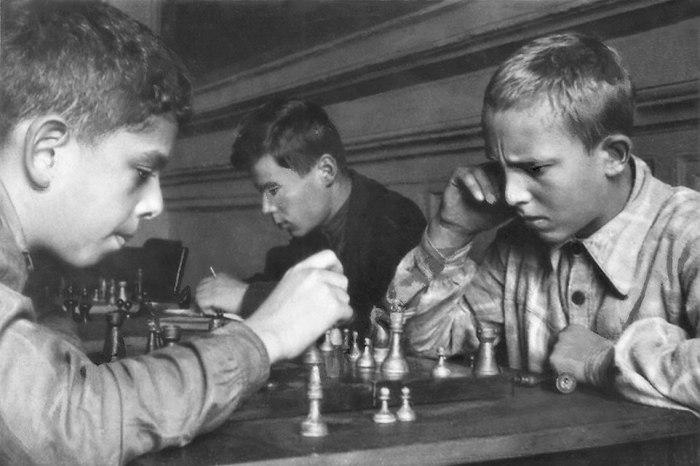 Советские пионеры, 1930-е годы. /Фото: Wikipedia.org