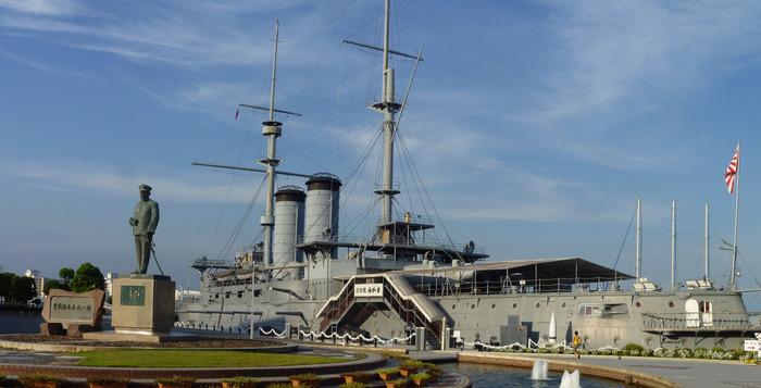 Флагман японской флотилии начала 20 века. /Фото: wikipedia.org