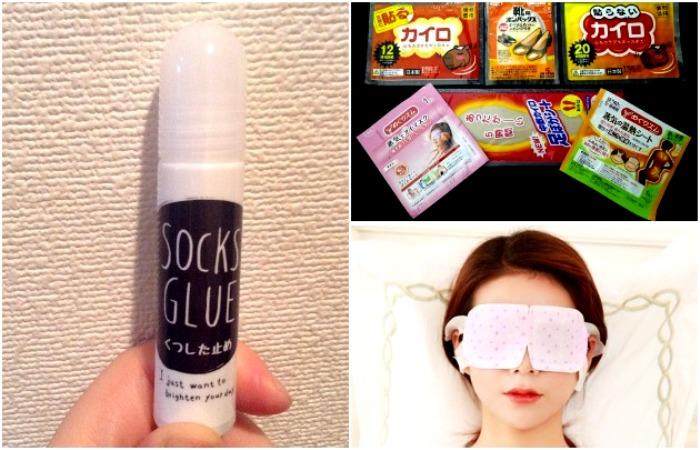 Грелка для глаз и второе веко: 5 странных, но эффективных предметов из японской аптеки