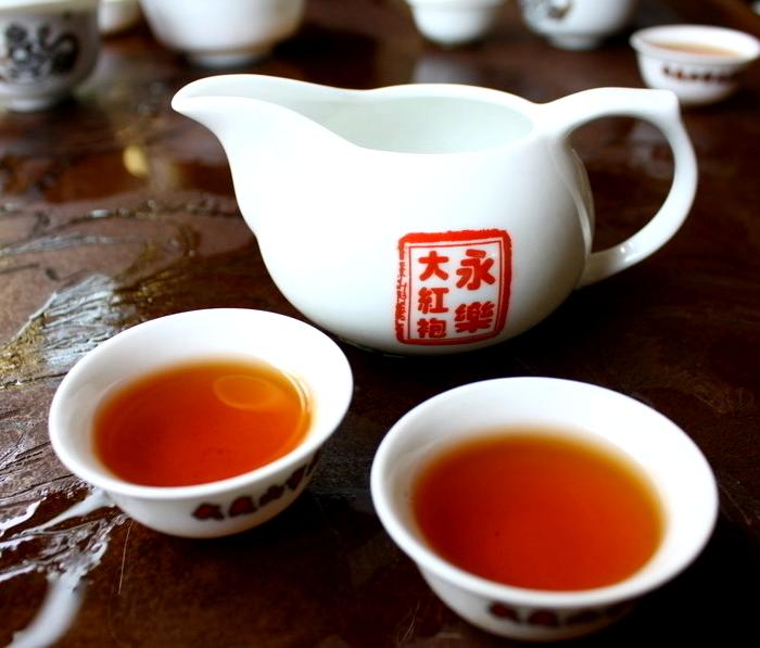 Чашечка такого чая стоит как неплохой автомобиль. /Фото: dedushkafu.ru
