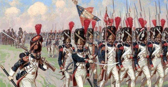 Новое время требовало новой армии. /Фото: evreimir.com