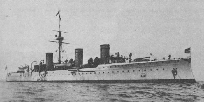 Крейсер 2-го ранга Новик. /Фото: newsland.com