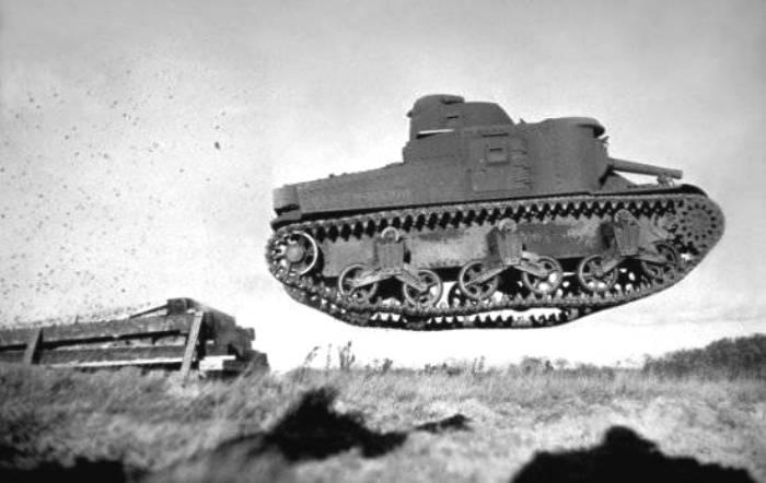Порой использование армией СССР иностранной бронетехники оборачивалось трагедией. /Фото: topwar.ru