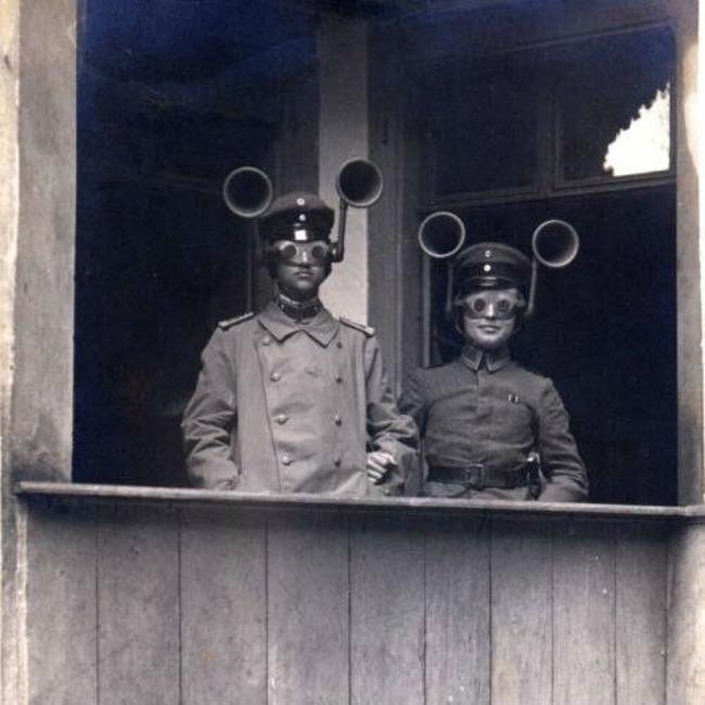 Для работы с «локатором-стетоскопом» требовался один оператор. /Фото: knowhow.pp.ua