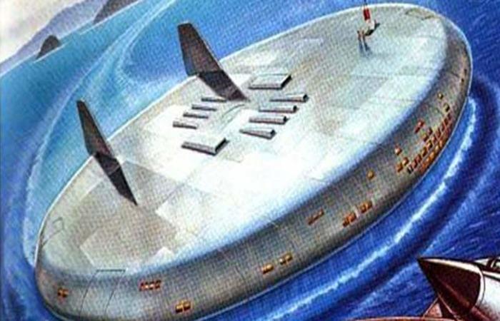 Американский ответ советским экранопланам. /Фото: freedom-news.ru