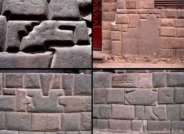 Впечатляющая строительная технология древности. /Фото: wordpress.com