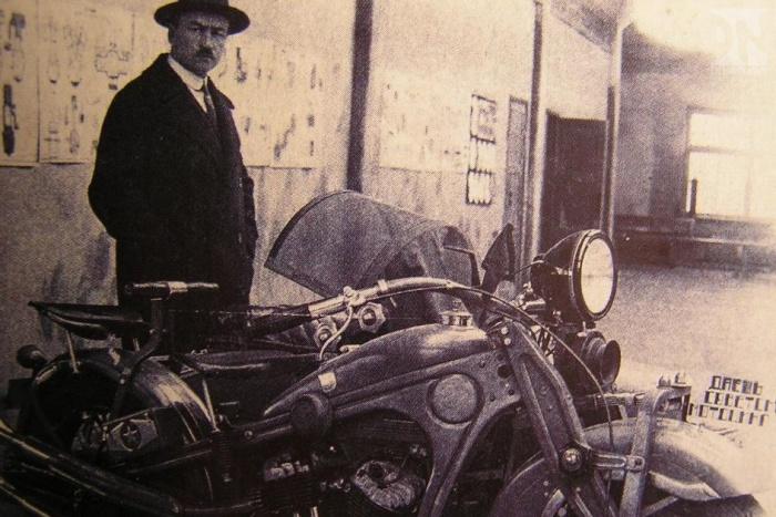 Петр Можаров - один из самых известных мотоконструкторов СССР. /Фото: drivenew.ru
