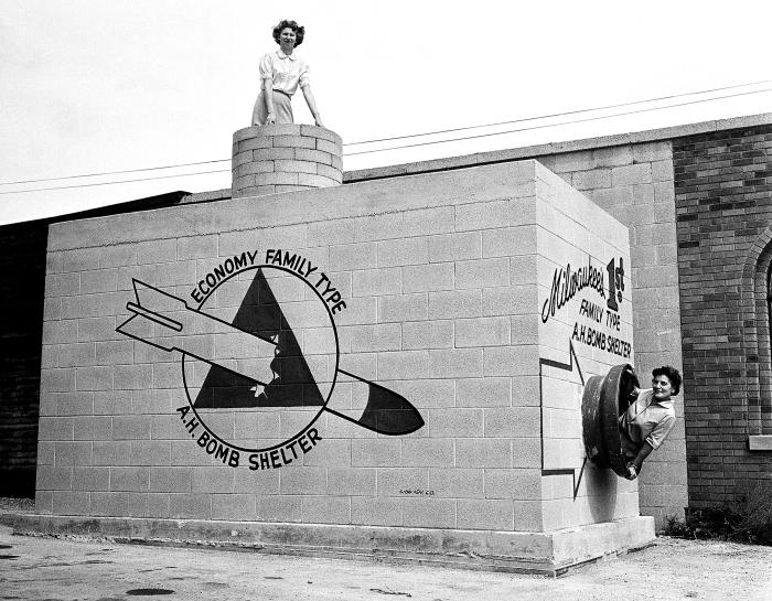 Нет ничего удивительного в том, что такое изобретение появилось в годы Холодной войны. /Фото: thesunmagazine.org