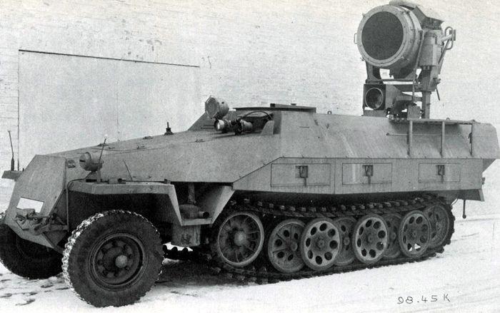 Один из примеров супероружия Третьего рейха. /Фото: pinterest.de