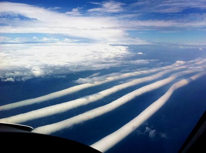 Необычные облака, которые практически нигде не увидишь. /Фото: travelask.ru