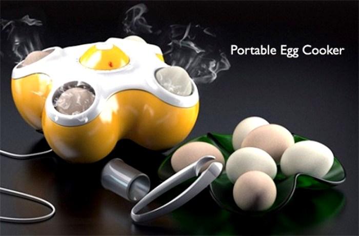 Удобный гаджет для любителей яиц. /Фото: wp.com