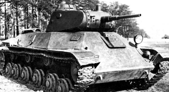 Даже новый в то время советский Т-50 быстро устарел. /Фото: warhead.su
