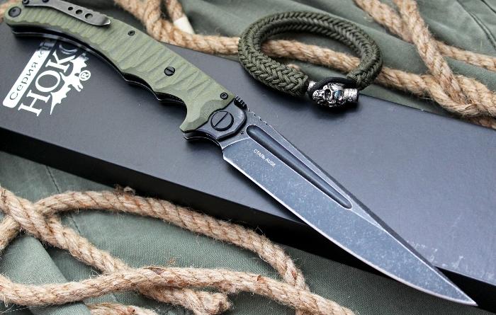 Простой в конструкции и удобен в обращении - его уже оценили потребители. /Фото: knife-mag.ru