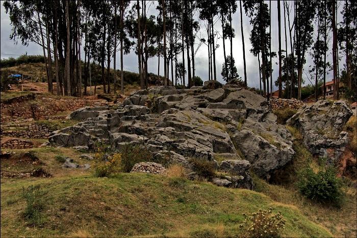 Перуанская загадка древней технологи обработки каменной породы. /Фото: livejournal.com
