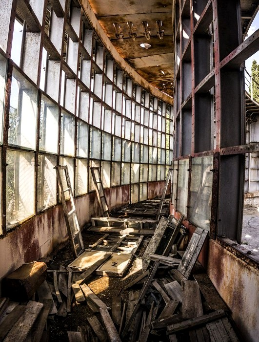 Так кольцевой канал внутри выглядит сегодня. /Фото: urban3p.ru