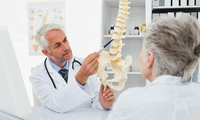 В человеческом позвоночнике одна маленькая косточка напоминает о древних временах. /Фото: dynamicosteopaths.com