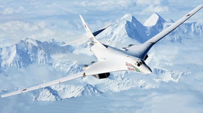 Знаменитый российский сверхзвуковой стратегический бомбардировщик известен во всем мире. /Фото: rt.com