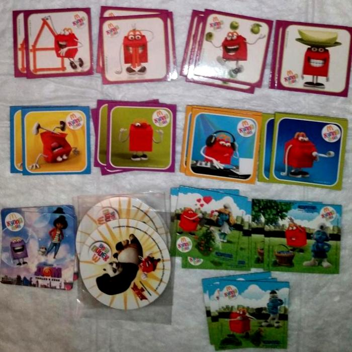 Наклейку и магнит для ребенка можно получить абсолютно бесплатно. /Фото: youla.io