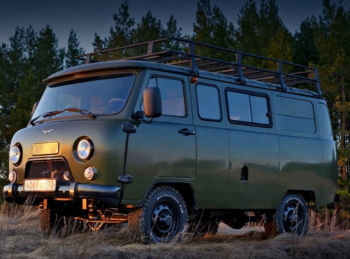 На самом деле, легендарная Буханка куда популярнее, чем обычно думают. /Фото: drive.ru