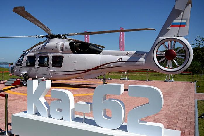 В итоге Ка-62 заменил Ка-60. /Фото: rt.com