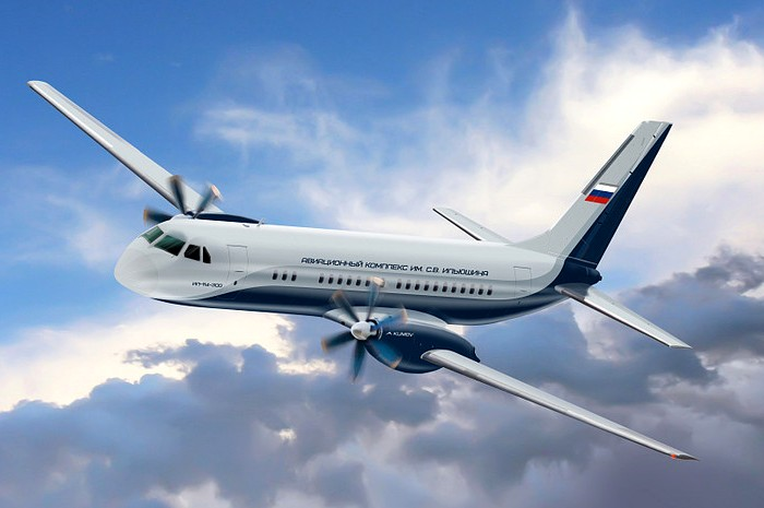 Советский самолет, получивший билет в жизнь только через четверть века. /Фото: rt.com