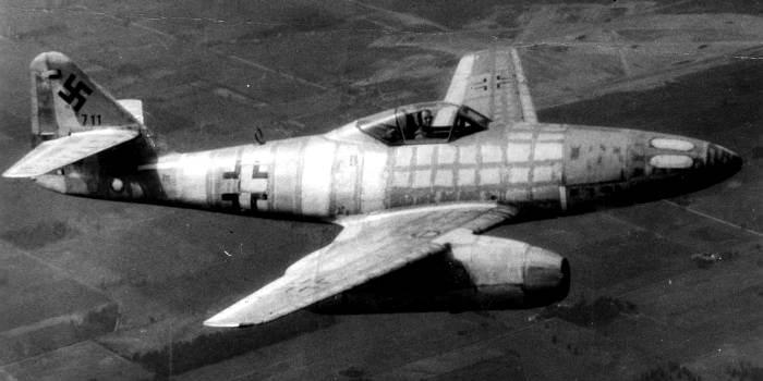 Знаменитый немецкий истребитель. /Фото: insider.com
