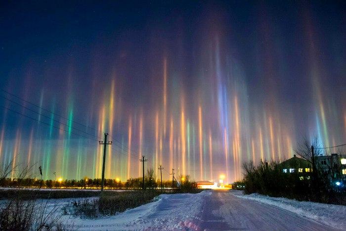 Редкое, но красивое явление. /Фото: ria56.ru