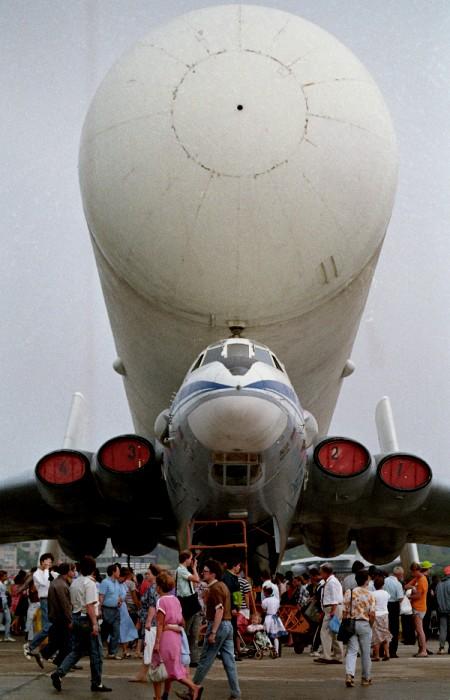 «ВМ-Т Атлант» на выставке Московского международного авиакосмического салона. /Фото: rbth.com