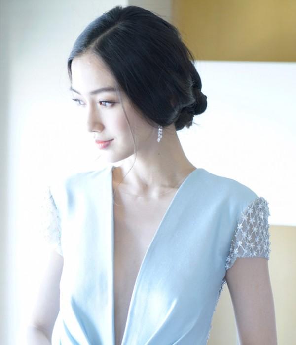 Красивейшие женщины Китая - изящные и светлокожие. /Фото: elle.ru