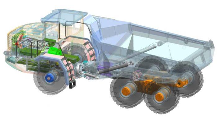 Компьютерная модель КАМАЗовской разработки. /Фото: avtospravochnaya.com