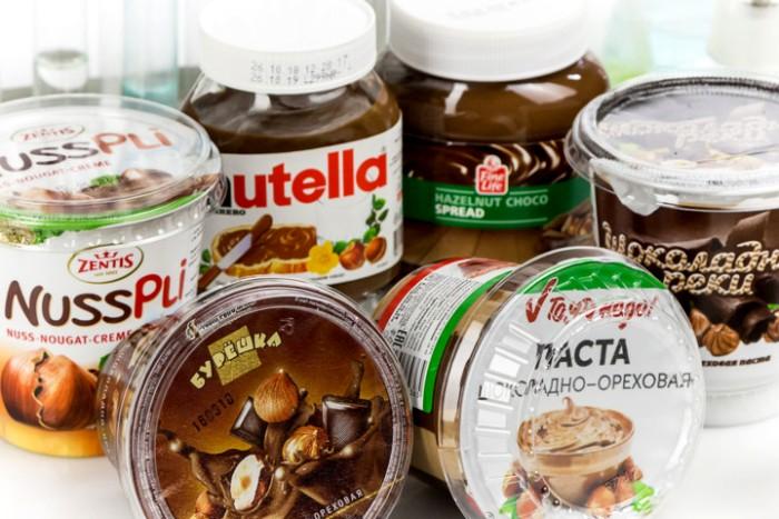 Далеко не каждая паста в самом деле шоколадная. /Фото: roscontrol.com