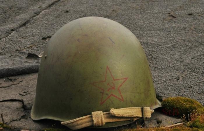 Каска СШ-39. /Фото: warstory.ru