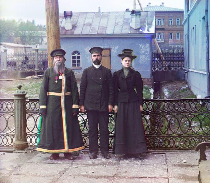 Краски фотографиям придал русский ум. /Фото: pinterest.cl