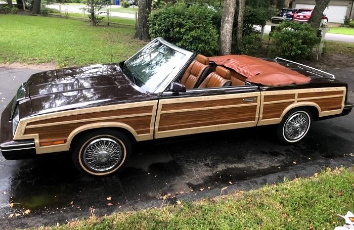 Неудачная попытка создать автомобильный фьюжн. /Фото: barnfinds.com