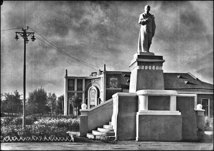 Памятник вождю народов в городе в его честь - не удивительное явление. /Фото: stalinogorsk.ru