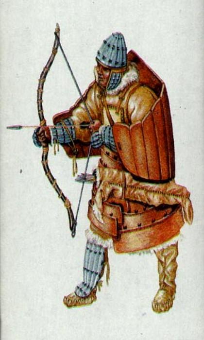 Оказывается, на Дальнем Востоке воины нередко были крылатыми. /Фото: yaplakal.com