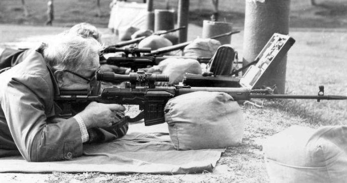 Испытания показали достоинства винтовки. /Фото: livejournal.com