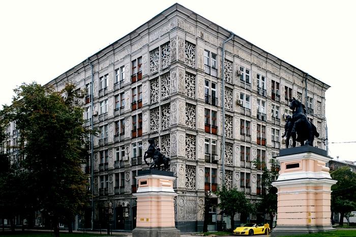 «Ажурный дом», современный вид. /Фото: rbk.ru
