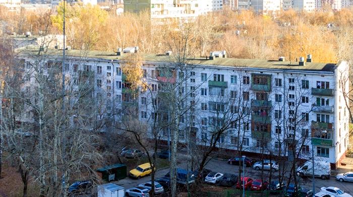 Пятиэтажки появились тоже не на пустом месте. /Фото: rbk.ru