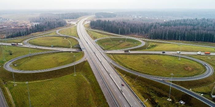 Один из практически завершенных крупных строительных проектов. /Фото: autonews.ru