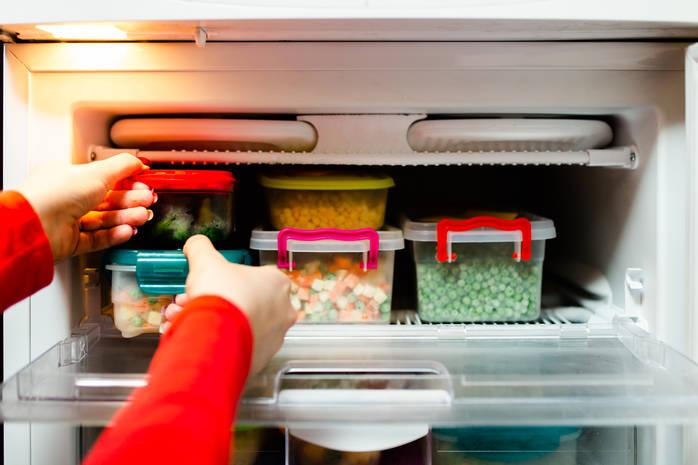 Морозилка есть в каждом доме. /Фото: tasteofhome.com