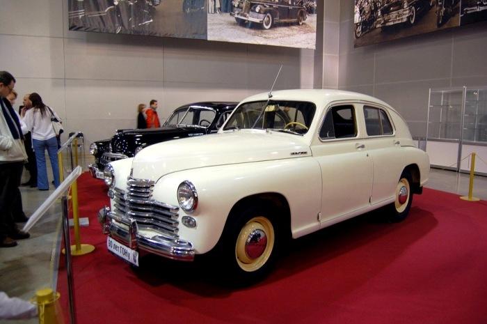 Сохранившийся экземпляр уникального автомобиля. /Фото: drive2.ru