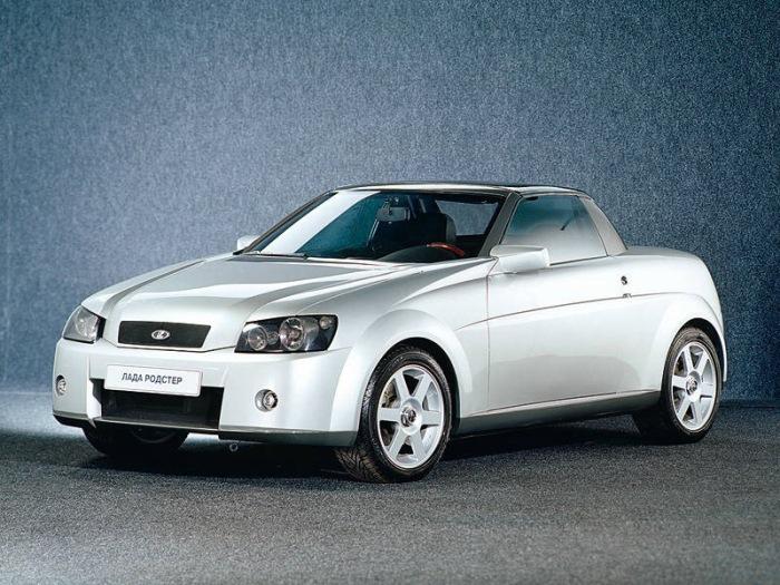 Концепт-кар «нового» 2000 года. /Фото: drive2.ru