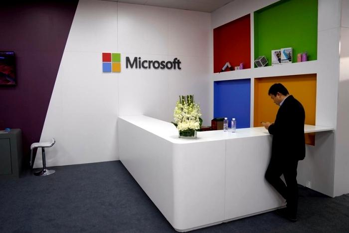 Несколько вопросов в Microsoft помогают понять, сможет ли соискатель стать частью большого коллектива мировой корпорации. /Фото: tadviser.com