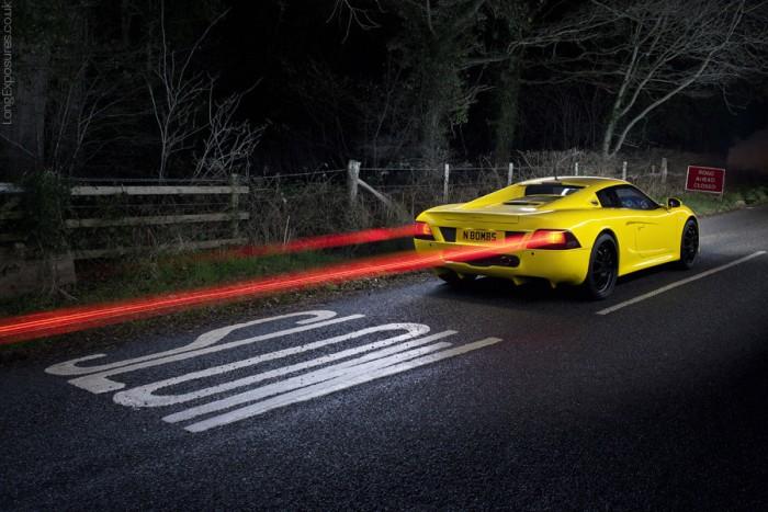 Машина очень редкая, но это не мешает ему появляться в артах поклонников красивых автомобилей. /Фото: pinterest.de