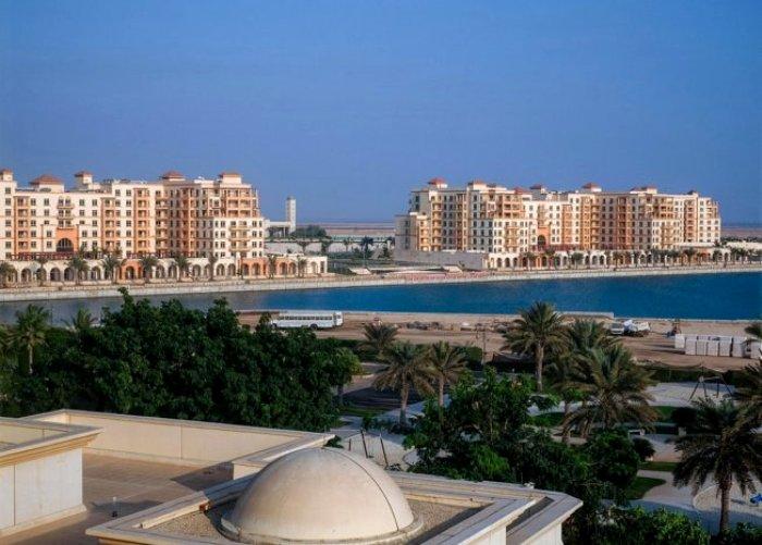 Пока еще неоконченный урбанизационный проект правителя Саудовской Аравии. /Фото: novosti-n.org