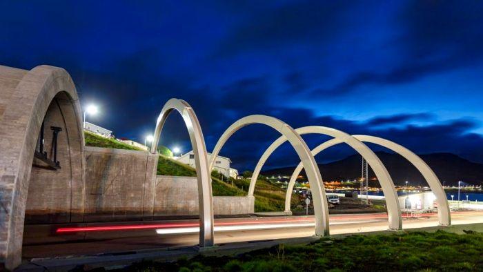 Выезд из туннельной части дороги. /Фото: objectiv.tv